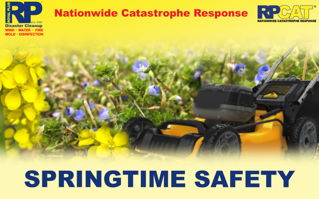 Springtime Safety